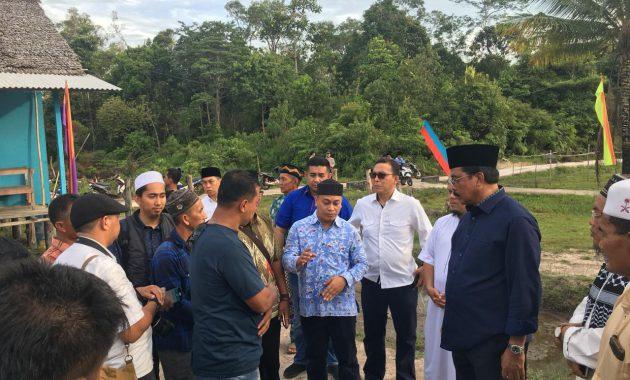 Gubernur Kepri Kunjungi Ponpes Baitul Mukhlasin Desa Musai Lingga